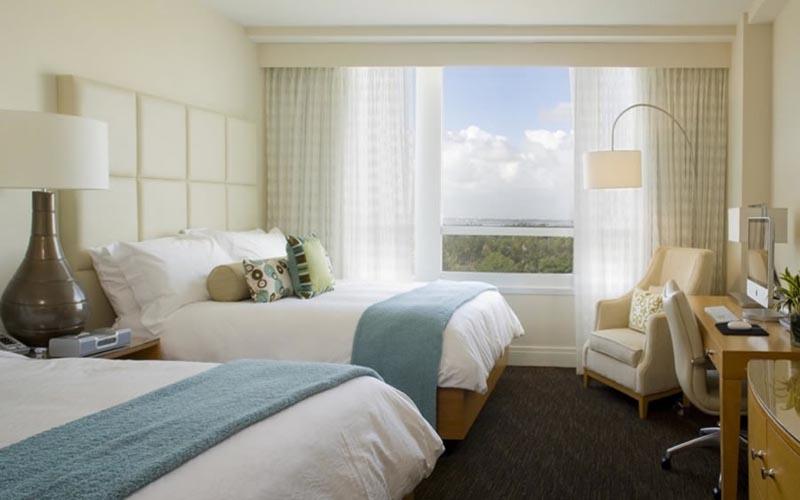 Thiết kế nội thất khách sạn 2