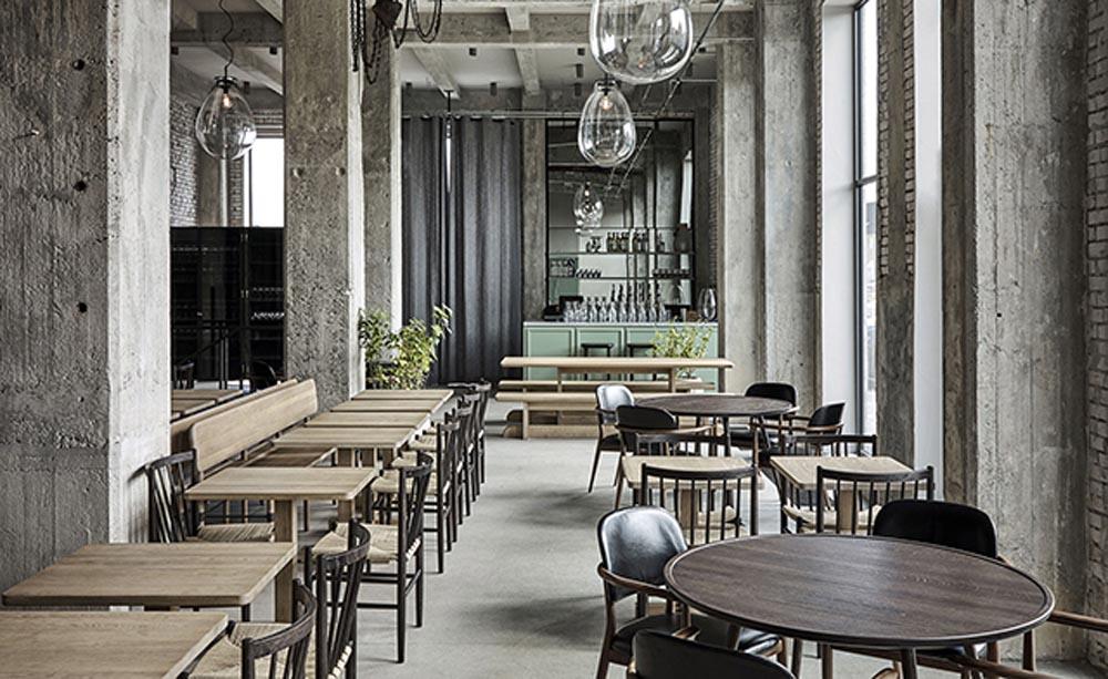 Thiết kế nội thất nhà hàng 9