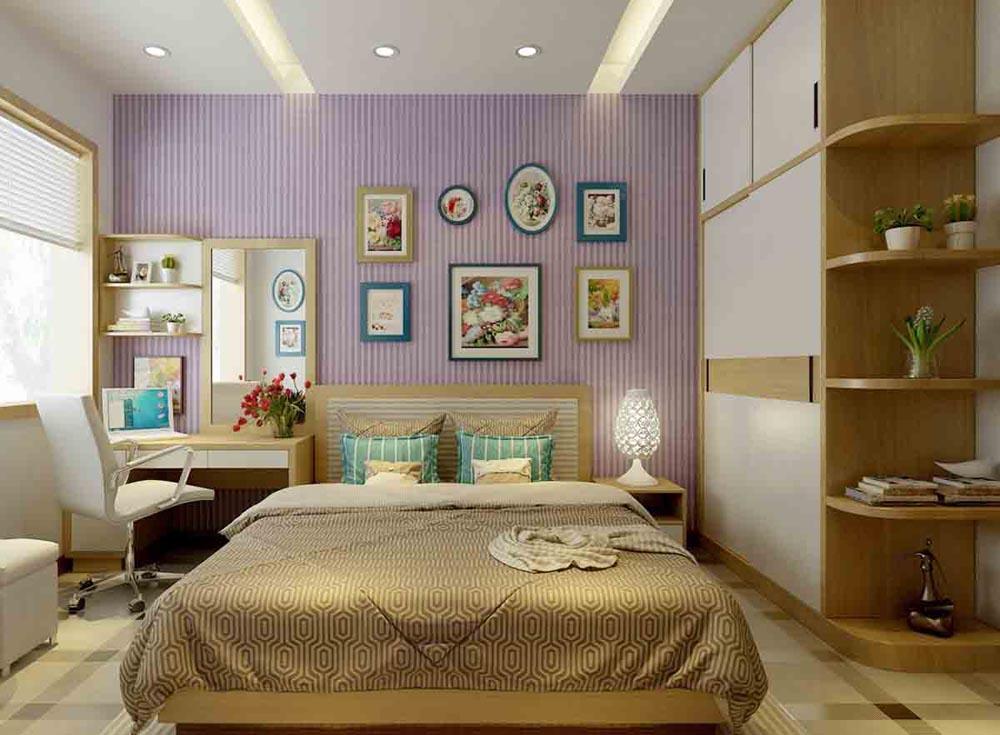Thiết kế nội thất nhà phố 12