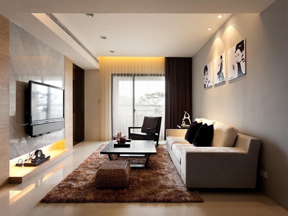 Trang trí phòng khách đẹp giá rẻ 010