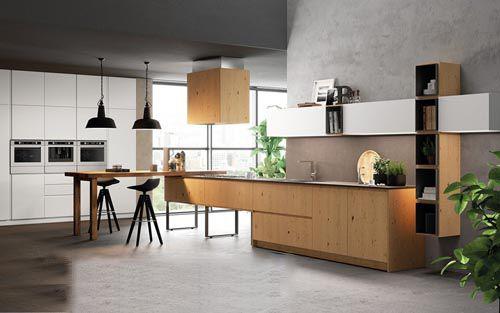 Đồ gỗ hóc môn nhà bếp 041