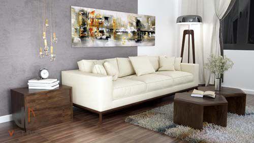 Đồ gỗ hóc môn phòng khách 014