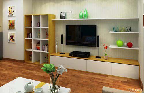 Đồ gỗ hóc môn phòng khách 018