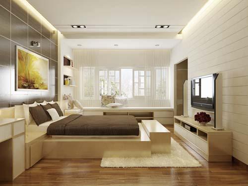 Đồ gỗ hóc môn phòng ngủ 003