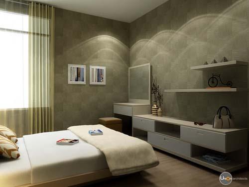 Đồ gỗ hóc môn phòng ngủ 010