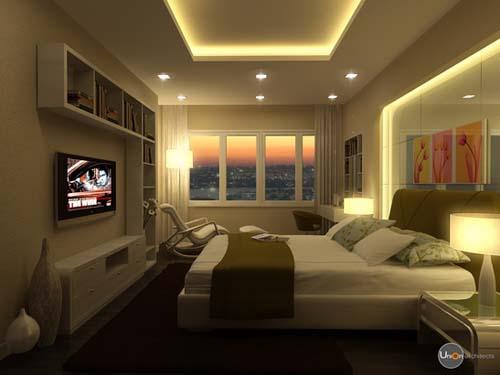 Đồ gỗ hóc môn phòng ngủ 011