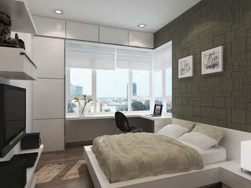 Đồ gỗ hóc môn phòng ngủ 012