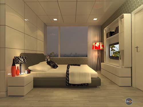 Đồ gỗ hóc môn phòng ngủ 016