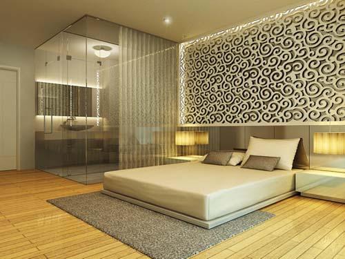 Đồ gỗ hóc môn phòng ngủ 017