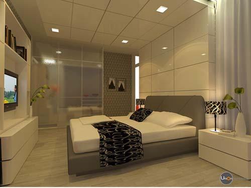 Đồ gỗ hóc môn phòng ngủ 018