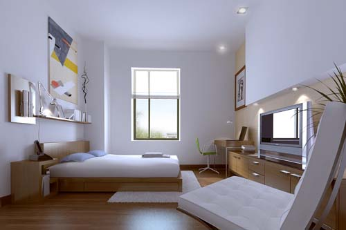 Đồ gỗ hóc môn phòng ngủ 036