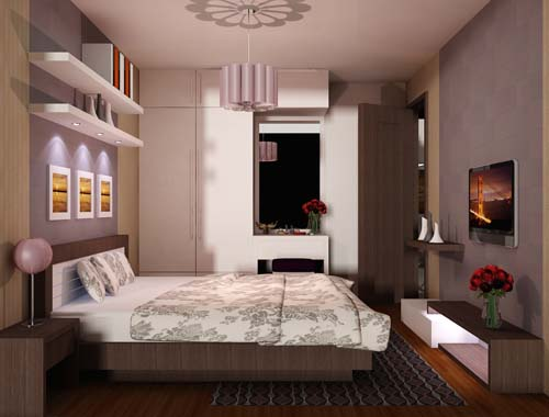 Đồ gỗ hóc môn phòng ngủ 041
