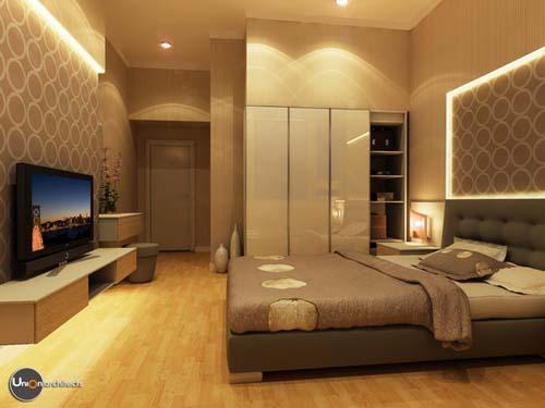 Đồ gỗ hóc môn phòng ngủ 042