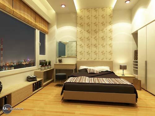 Đồ gỗ hóc môn phòng ngủ 045
