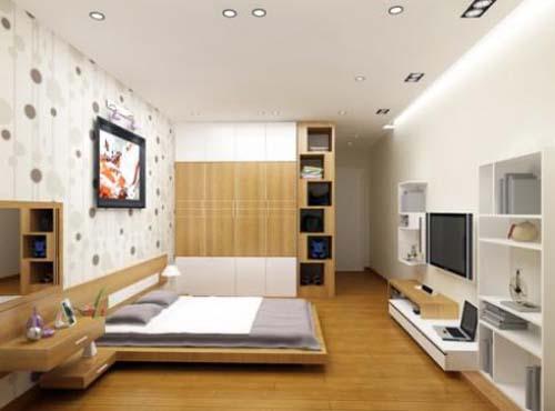 Đồ gỗ hóc môn phòng ngủ 048