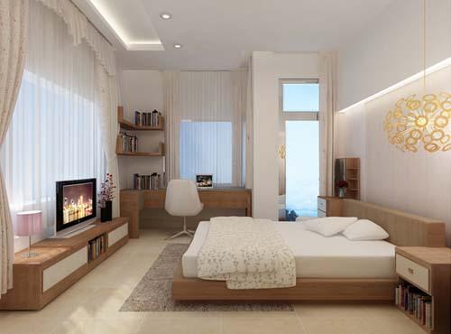 Đồ gỗ hóc môn phòng ngủ 049