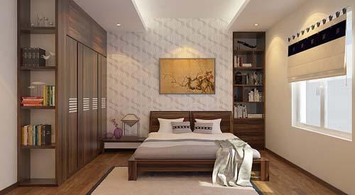 Đồ gỗ hóc môn phòng ngủ 050