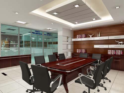 Đồ gỗ hóc môn văn phòng 010