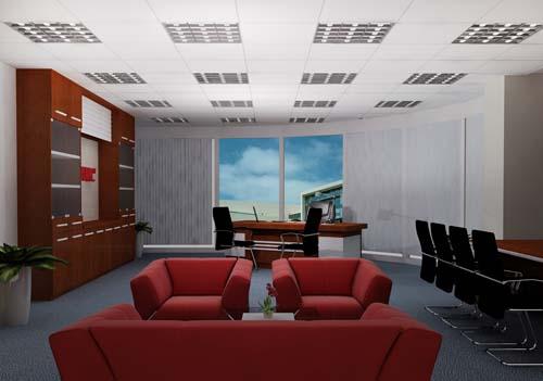 Đồ gỗ hóc môn văn phòng 013