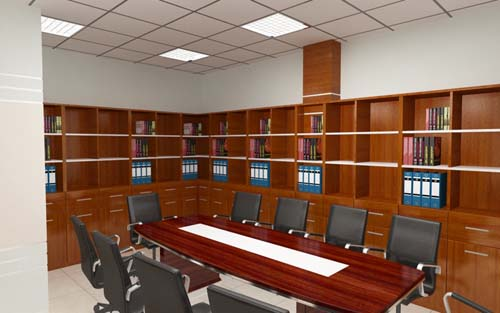 Đồ gỗ hóc môn văn phòng 017