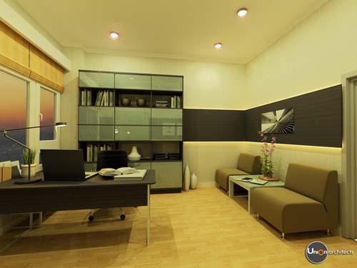 Đồ gỗ hóc môn văn phòng 037