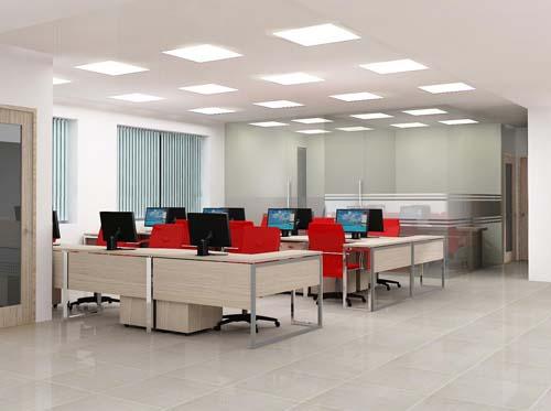 Đồ gỗ hóc môn văn phòng 039