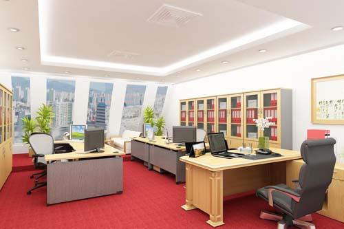 Đồ gỗ hóc môn văn phòng 043