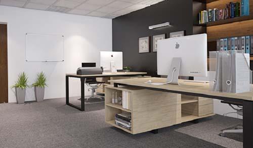 Đồ gỗ hóc môn văn phòng 046