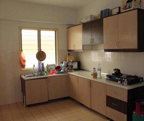 nội thất giá rẻ, nội thất phòng bếp giá rẻ 19