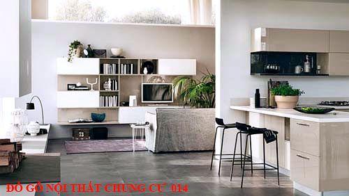 Đồ gỗ nội thất chung cư 014