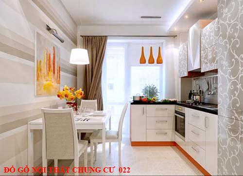 Đồ gỗ nội thất chung cư 022