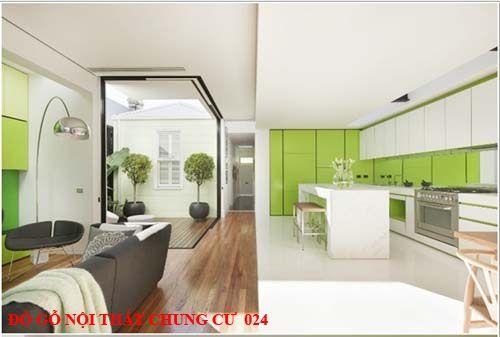 Đồ gỗ nội thất chung cư 024