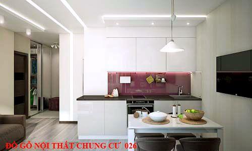 Đồ gỗ nội thất chung cư 026