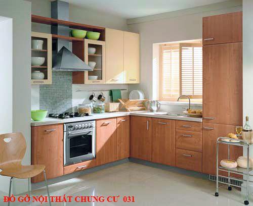 Đồ gỗ nội thất chung cư 031