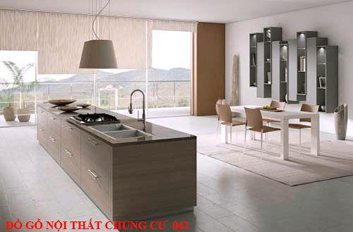 Đồ gỗ nội thất chung cư 042