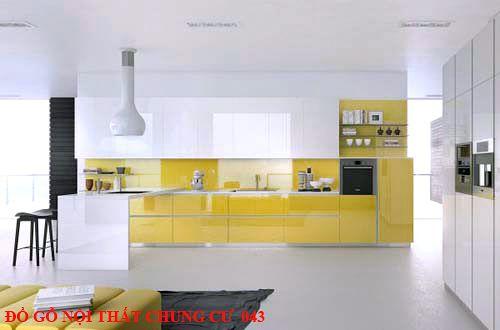 Đồ gỗ nội thất chung cư 043