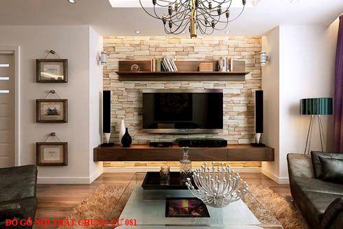 Đồ gỗ nội thất chung cư 081