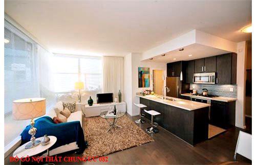 Đồ gỗ nội thất chung cư 082