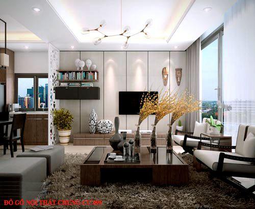 Đồ gỗ nội thất chung cư 095Đồ gỗ nội thất chung cư 095