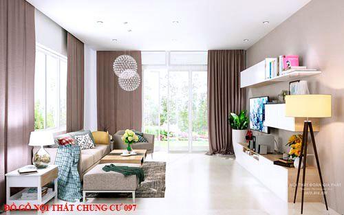Đồ gỗ nội thất chung cư 097