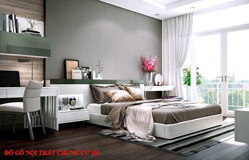 Đồ gỗ nội thất chung cư 101