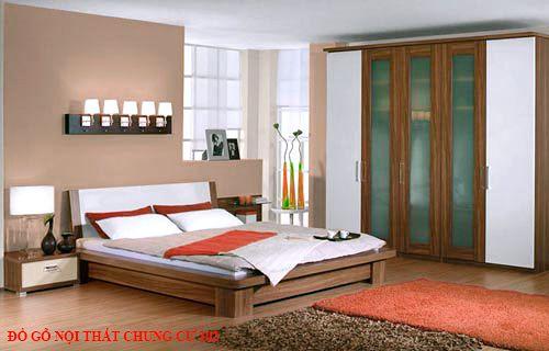 Đồ gỗ nội thất chung cư 102