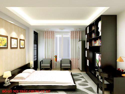 Đồ gỗ nội thất chung cư 117
