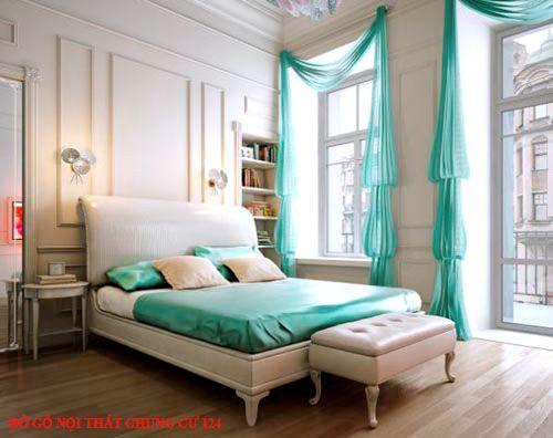 Đồ gỗ nội thất chung cư 124