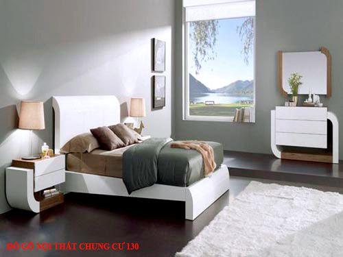 Đồ gỗ nội thất chung cư 130
