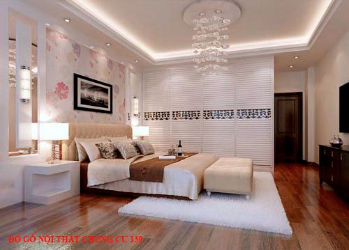 Đồ gỗ nội thất chung cư 139