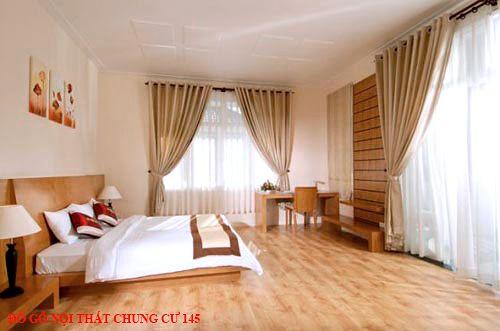 Đồ gỗ nội thất chung cư 145