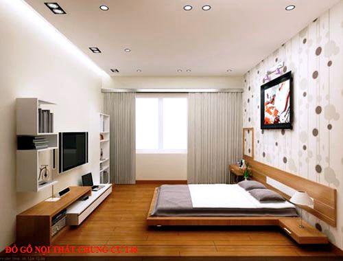 Đồ gỗ nội thất chung cư 146