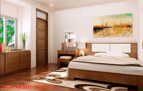 Đồ gỗ nội thất chung cư 147