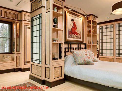 Đồ gỗ nội thất chung cư 149